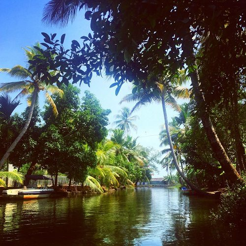 Cruising The Backwaters of Alleppey with Spice Routes