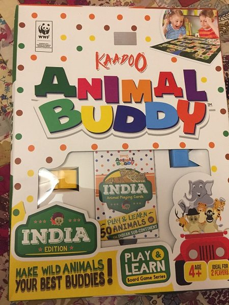 Kaadoo – The Fun Game That Brings Wildlife to Life