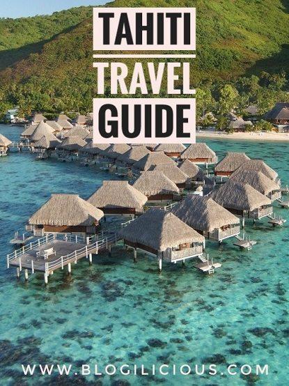 Lost in Paradise: Tahiti Travel Guide