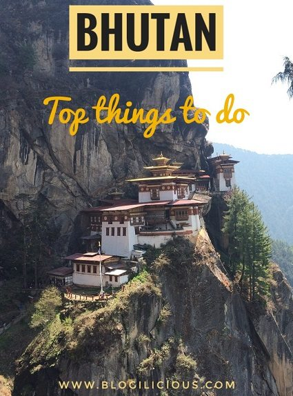 Top 5 things to do in Bhutan