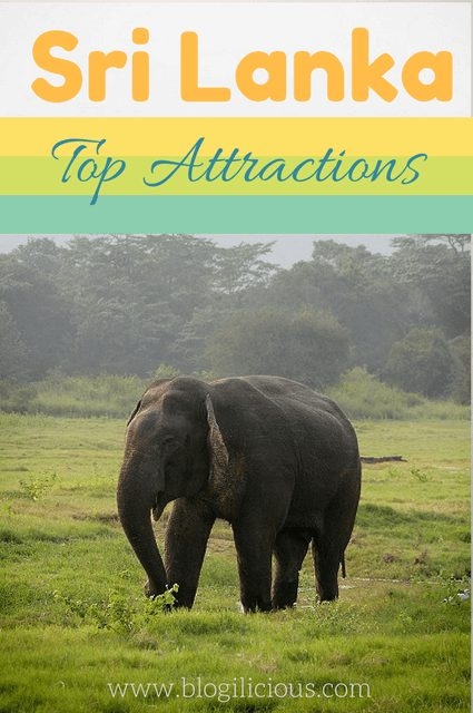 Sri Lanka Top Attractions