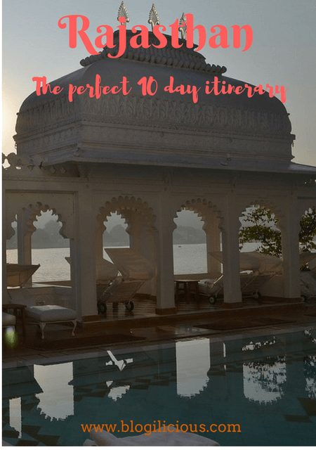 The best of Rajasthan in 10 days