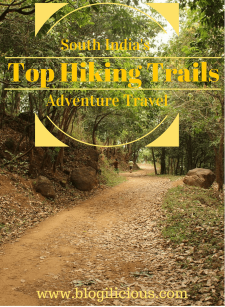 Top hiking trails in South India