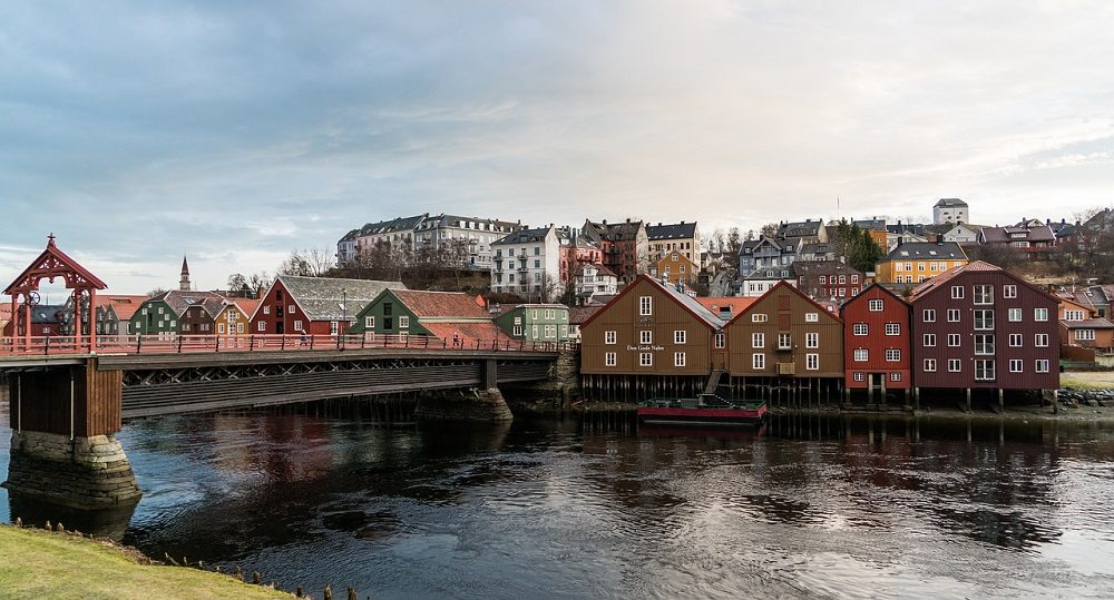 Exploring Trondheim With Hurtigruten Cruises