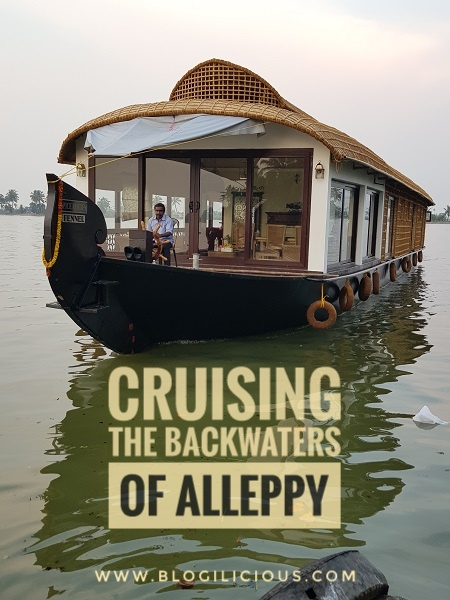 Cruising the backwaters of Alleppey with Spice Routes luxury houseboats