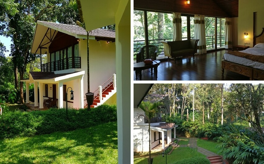 In the lap of nature at Carmelia Haven, Thekkady