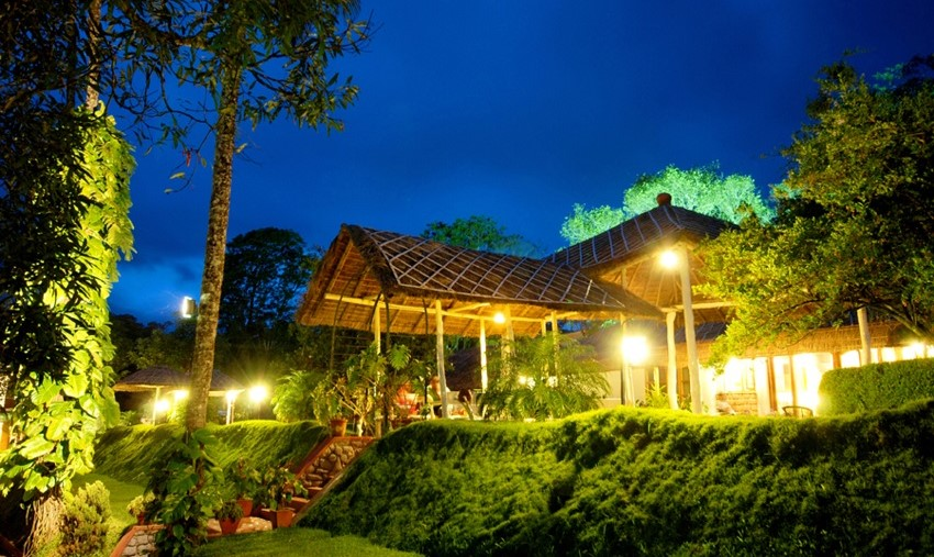 Carmelia Haven in Thekkady - A resort in the Lap of Nature