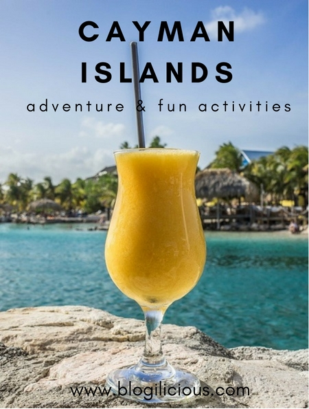 Adventure activities in the Cayman Islands