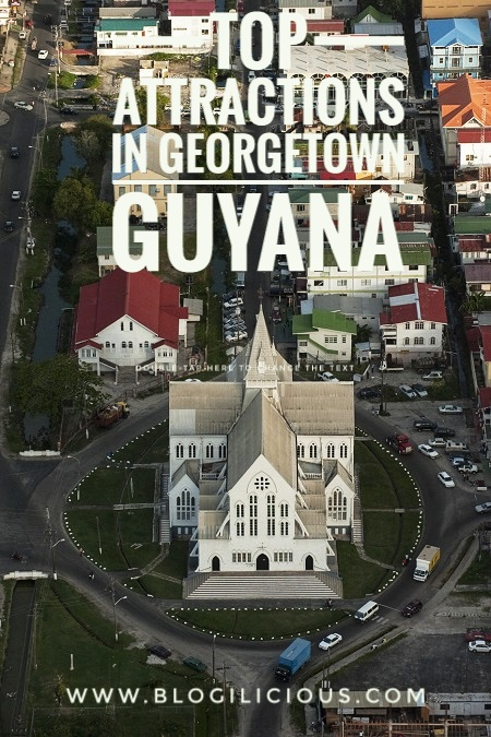 Top Attractions in Georgetown, Guyana