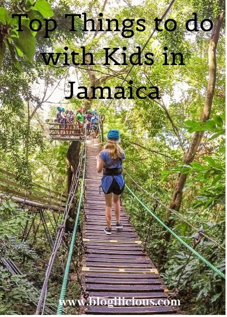 Top Things to do with Kids in Jamaica